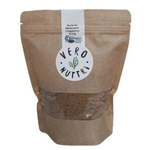 Açúcar Mascavo Orgânico (500g)